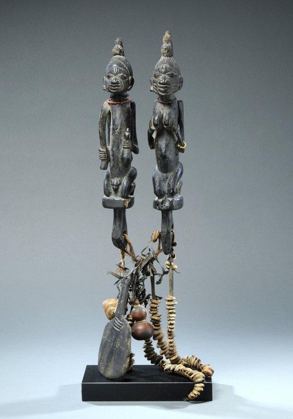 Yoruba Eshu paar