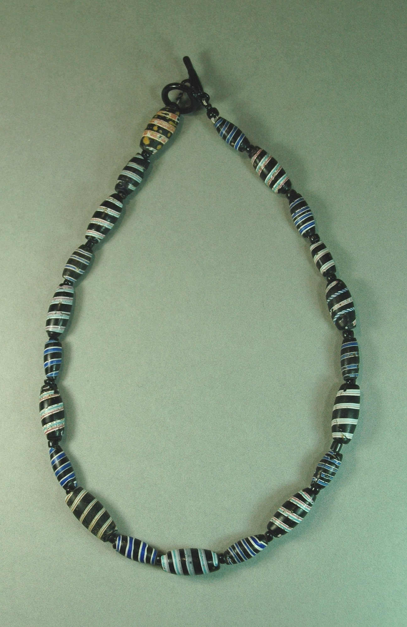 Necklace with beads from Venice