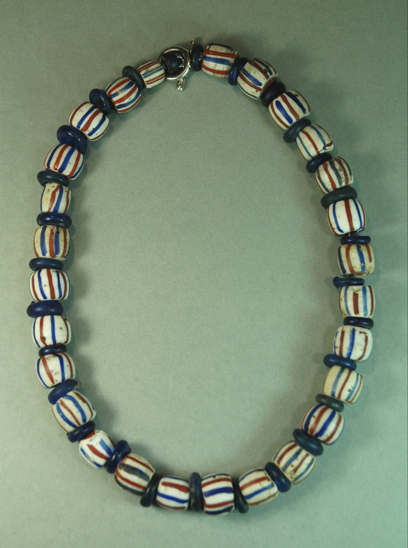 Necklace with Venice beads