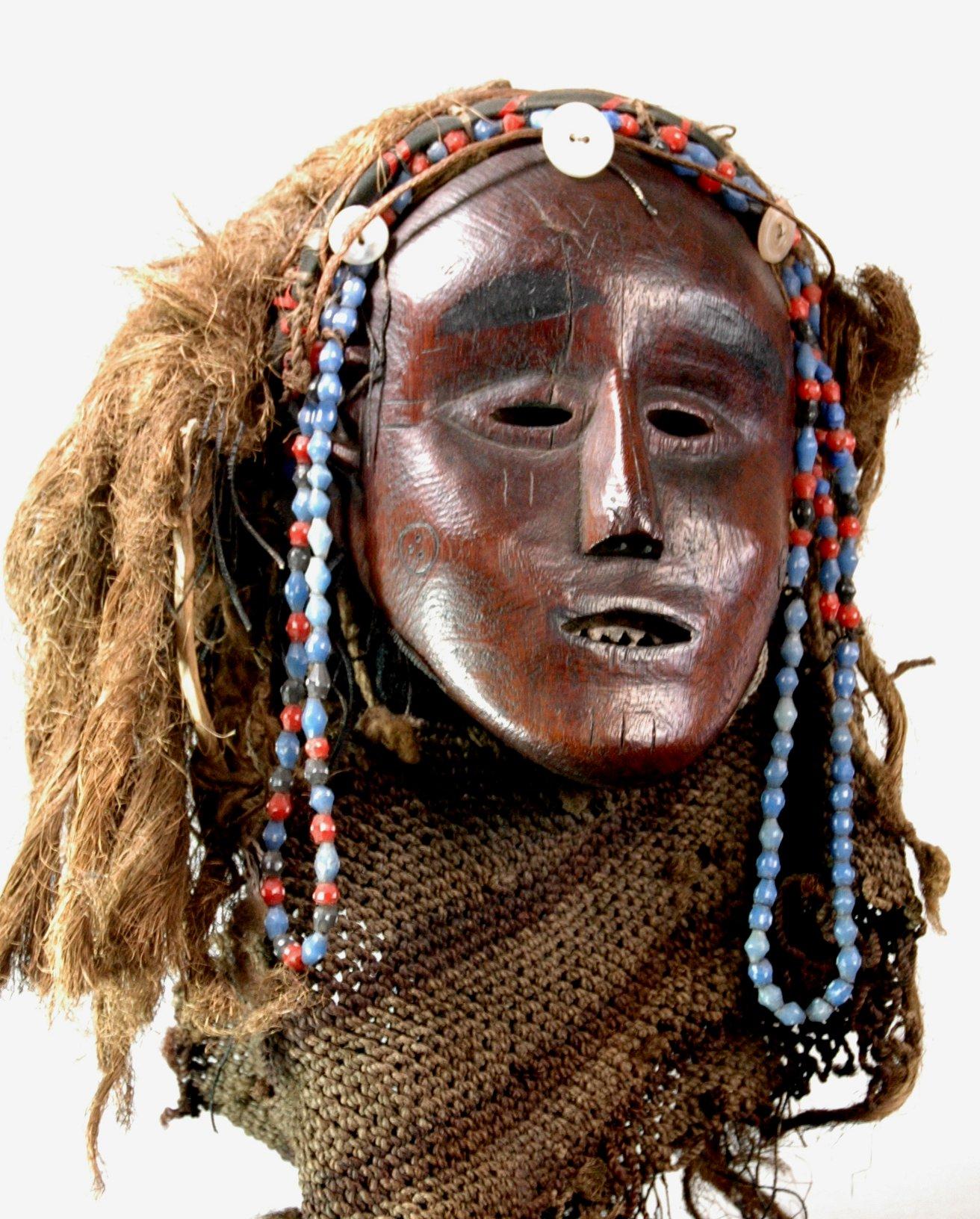 Luvale mask