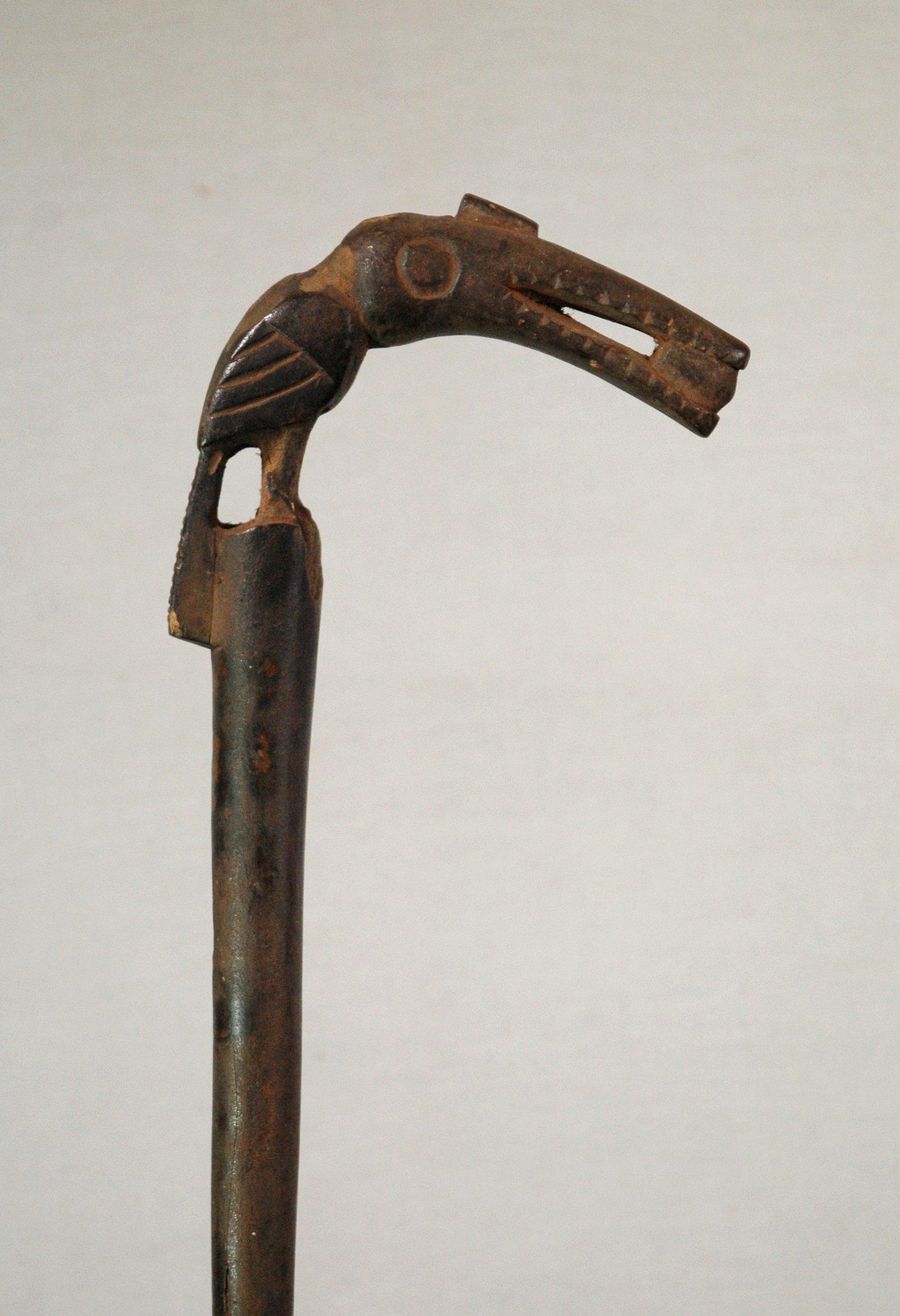 Yoruba staff