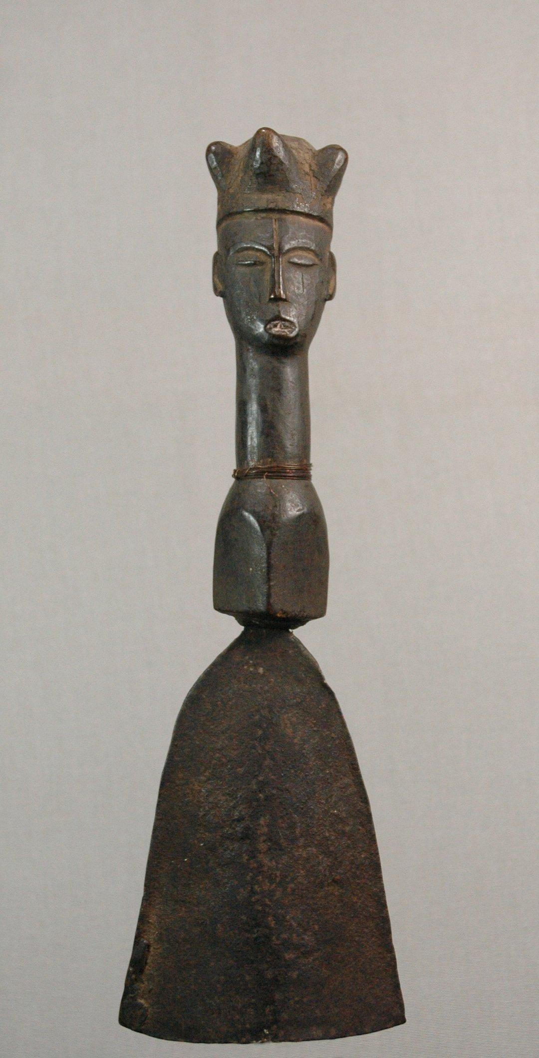 Ibo gong met hoofd